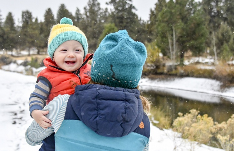 Cold Weather With Baby Thermal Wear