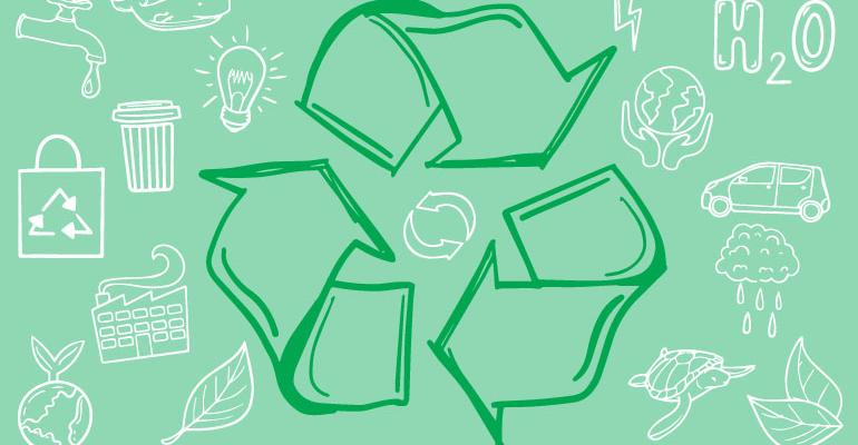 Five known products made from recycled materials to save Mother Nature