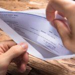 Paycheck Stub
